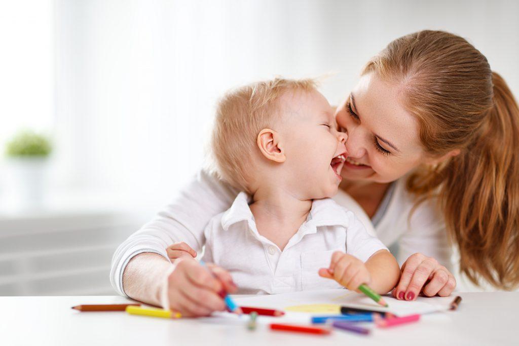 Anne ve Çocuklara